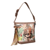Anekke, Torebka crossbody hobo Jungle