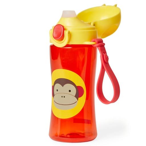9525c11bc3 Bidon sportowy dla dzieci Skip Hop Zoo - małpka. Cena ...