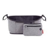 Organizer do wózka Skip Hop - heather grey