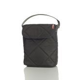Torba termiczna Babymel - Quilted Charcoal