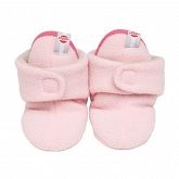 Buciki polarowe Lodger Slipper Fleece Scandinavian - baby pink (0-4m)