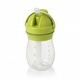 Kubek ze słomką OXO 250ml (6m+) - green