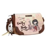 Anekke, Torebka z klapką saddle bag Arizona Country