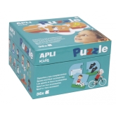 Puzzle Apli Kids - sporty