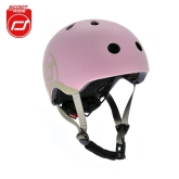 Kask Scoot and Ride (1-5 lat) - rose